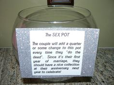 Great idea to give as a bachelorette party gift or give it to the couple the day of the wedding! Description from pinterest.com. I searched for this on bing.com/images