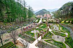 Korea Chuncheon Jade Garden