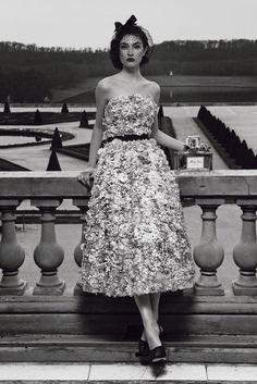 3 Christian Dior_Haute Couture Ete 1949_Robe Miss Dior@Patrick Demarchelier