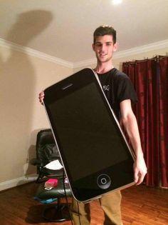 ¿quieres saber como será el iphone 7? . Más #humor en www.lasfotosmasgraciosas.com