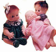 Free Doll Pattern Baby Love