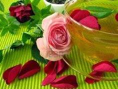 Simple Ways to Stay Healthy: Rose Tea