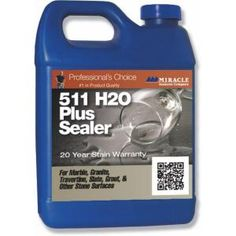 Miracle Sealants, 32 oz. 511 H20+ Water-Base Sealer, H2O PL QT SG at The Home Depot - Mobile