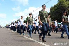 07 de Setembro é dia de homenagear nossa pátria, honrar sua bandeira e se orgulhar de ser brasileiro. O IBR mais uma vez esteve presente nesse dia especial.