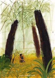 Oamul Lu - Дневник человека, который рисует каракули