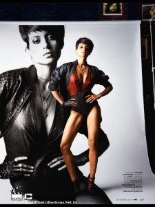 Kangana Ranaut sizzles on the GQ India Magazine October 2014 Cover_6
