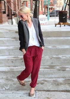 these pants in black i need!! but ill take the whole outfit too lol