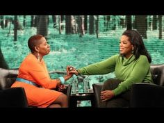 "kr: Remember to pause. ""When you enter a new part of your life, all of the things that are wrong rush to the surface.""— Iyanla Vanzant on Making Peace with Oprah - Super Soul Sunday - Oprah Winfrey Network - YouTube"