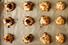 Alice Medrich's New Classic Coconut Macaroons recipe: A classic gets a little wild. #food52