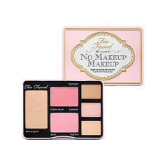 Too Faced The Secret To No Makeup Makeup ($39) ❤ liked on Polyvore