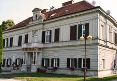 Markusovszky kastély Vasegerszeg Country Houses, Palaces, Hungary, Castles, Countries, Multi Story Building, Mansions, House Styles, Photos