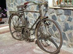 RECICLONE, Antique bicycles restoration, Restauración de bicicletas antiguas