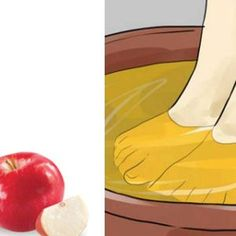 If You Soak Your Feet In Apple Cider Vinegar, THIS Is What Happens That's Amazing!
