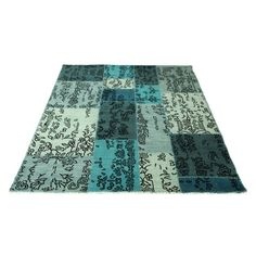 Big Blue Cool Rug is a vintage rug and all set to make a statement in your home. Remember time is running out? the sooner get this rug you'll be in heaven on your feet with its soft wool Vintage Rugs, Retro Vintage, Picnic Blanket, Outdoor Blanket, Big Rugs, Cool Rugs, Retro Design, Vintage Industrial, Beach Mat