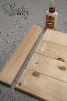 How to make a tray