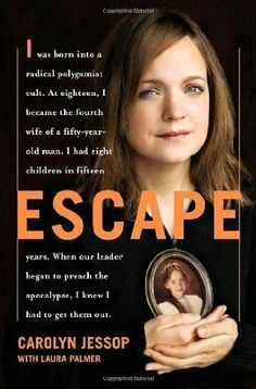 Crazy good! A rare glimpse into what life is like on an FLDS compound through the eyes of one of the few women to ever escape.