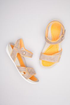 Kami Mocha Citrus Suede from the Tisbury collection