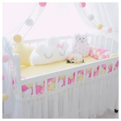 Baby Bedroom, Kids Bedroom, Bedroom Decor, Sister Room, Baby Sister, Baby Bling, Baby Pillows, Baby Fever, Future Baby