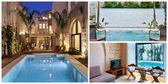 Οι πιο εντυπωσιακές πισίνες ξενοδοχείων στην Ελλάδα…