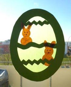 bastelsachen/Ostern-Fensterei-gruen-mit-Hasen
