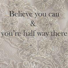Believe... #inspiration #catherinedeane