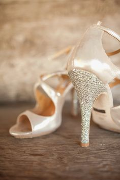 Badgley Mischka shoes ~ Wow! Photography by korielynn.squarespace.com