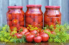 Ντομάτα στο βάζο για όλο το χρόνο