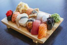#Sushi: Bueno y buenísimo para la salud!