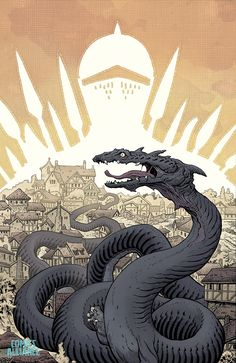 ComicsAlliance can exclusively reveal the title and creators for next installment in Archaia's Storyteller series: The Storyteller: Dragons.
