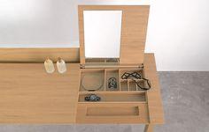 Ernesta_303 dressing table modern wooden