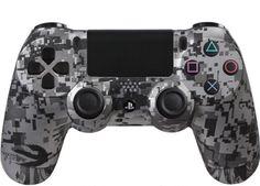 Custom PlayStation 4 Controller - Steel Urban