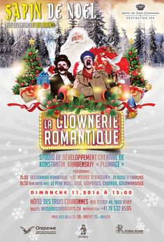 Flyer for the kids event-show Montreux Share this Post Destinations, Spa, Kids Events, Portfolio Design, Flyers, Christmas Ornaments, Holiday Decor, Christmas Parties, Romantic