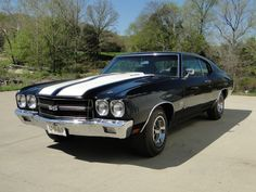 1970 Chevy Chevelle SS.