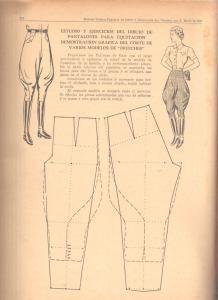 Vintage Sewing marti costura - costurar com amigas - Picasa Web Albums Vintage Dress Patterns, Clothing Patterns, Doily Patterns, Pattern Cutting, Pattern Making, Diy Pantalon, Sewing Tutorials, Sewing Projects, Patron Vintage