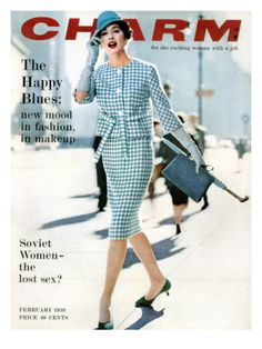 Charm Cover 1959