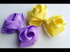 How To Make Ribbon Diy Ribbon Ribbon Hair Diy Bow Ribbon Crafts Unique Hair Bows Hair Bow Tutorial Girls Hair Accessories Fabric Jewelry Unique Hair Bows, Diy Hair Bows, Diy Bow, Diy Ribbon, Ribbon Work, Ribbon Crafts, Moda Origami, Hair Bow Tutorial, Origami Fashion