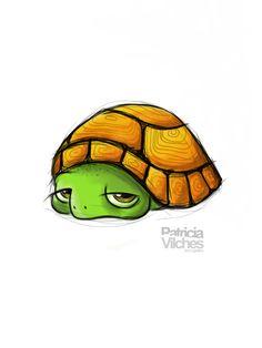 Cute Turtle #turtle #SketchBook #ipadmini2 #dibujoconeldedo #ilustration #ilustracion #drawingfinger #draw