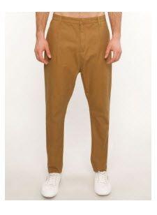 Cheap Monday - Tama Pant - #Pants (Tobacco Green)