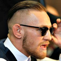 This HD wallpaper is about Conor McGregor screenshot, vip style award, mixed martial arts, Original wallpaper dimensions is file size is Undercut Long Hair, Slicked Back Hair, Undercut Hairstyles, Conor Mcgregor Haircut, Ufc Conor Mcgregor, Popular Short Haircuts, Haircuts For Men, Classic Mens Haircut, Bart Trend