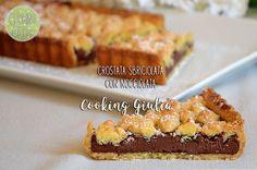 Crostata sbriciolata con Nocciolata Oreo, Muffin, Cooking, Breakfast, Desserts, Recipes, Food, Kitchen, Morning Coffee