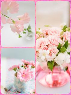 Blossoming pink