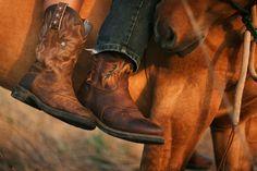 stivali a cavallo