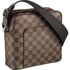 3fd7d2cb79c Cheap LV Olav PM Damier Ebene Canvas N41442 Louis Vuitton Mens Bag, Louis  Vuitton Neverfull