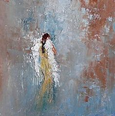 Judy Mackey - Work Detail: Angel Thoughts
