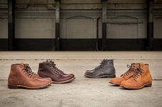 Red Wing Heritage Blacksmith Collection – Just Released