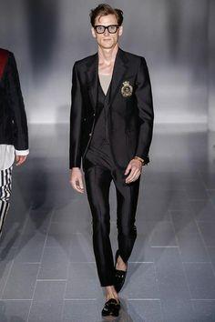 Gucci, spring/summer 2015 menswear