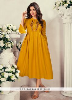 31066 Latest Kurti Design LATEST KURTI DESIGN | IN.PINTEREST.COM FASHION #EDUCRATSWEB