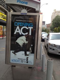 Opening Act - NYC- Sept 12