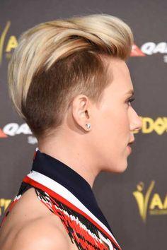 Undercut: i capelli rasati di lato sono trendy. I tagli delle star: FOTO | DiLei - Donne : Moda, Tendenze, Benessere e Consigli On line