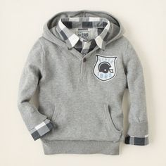 baby boy - long sleeve tops - hoodie sweater | Children's Clothing | Kids Clothes | The Children's Place